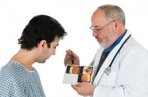 Диагностика внутренего свища прямой кишки